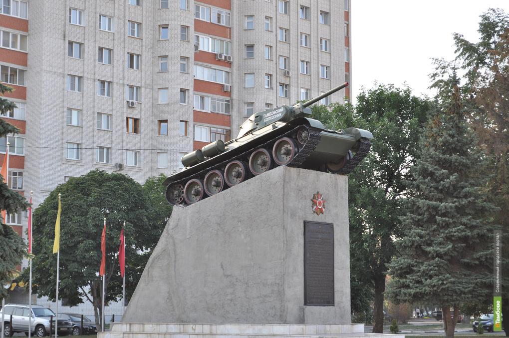 У памятника «Тамбовский колхозник» появится новая мемориальная доска