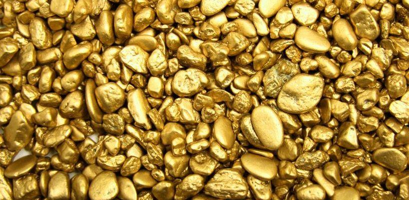 Запасы золота в России растут