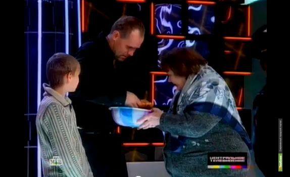 Тамбовский школьник съездил в Москву к Максиму Аверину