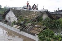 В Северной Корее от наводнения погибли более 160 человек
