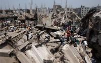 В Бангладеш обрушился многоэтажный торговый центр