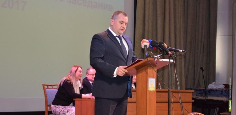 Первый вице-губернатор области получил благодарность от президента