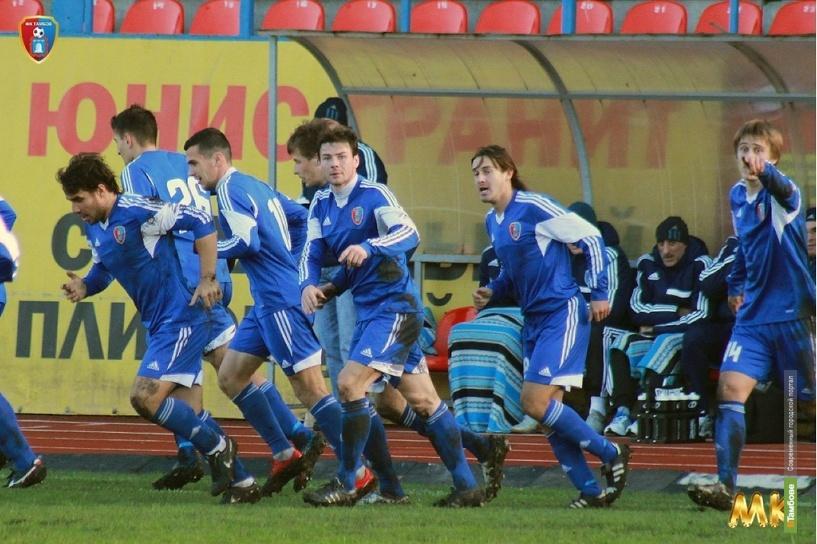 Первый матч на турецком поле для ФК «Тамбов» обернулся неудачей