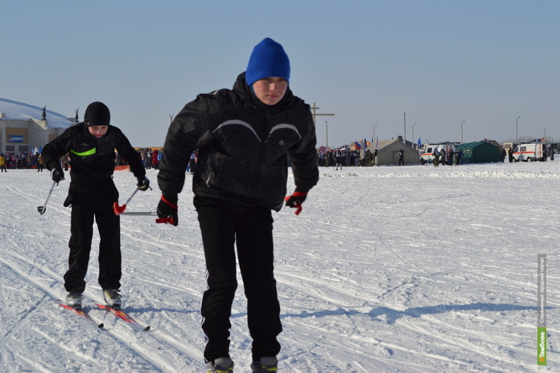 В Тамбове определились с датой «Лыжни России»
