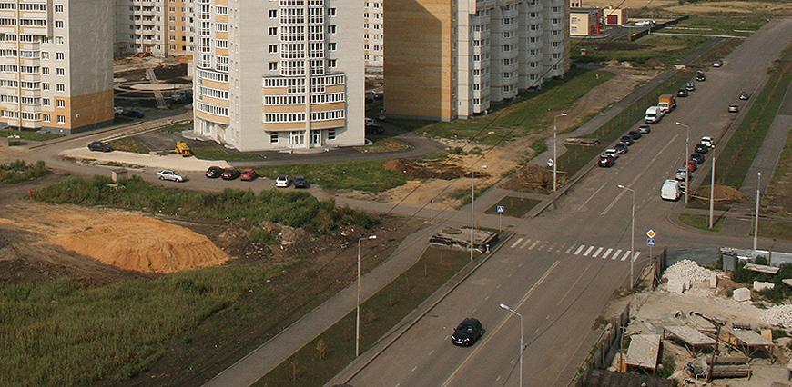 Власти города должны оборудовать перекрёсток на севере Тамбова светофором