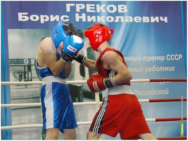 Тамбовский боксер вернулся из столицы с победой