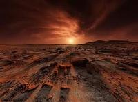 Вода на Марсе появилась в результате парникового эффекта