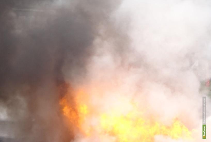 Тамбовчанин поджёг автомобиль, чтобы скрыть следы кражи