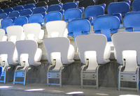 Диверсанты сорвали матч чемпионата Испании по футболу