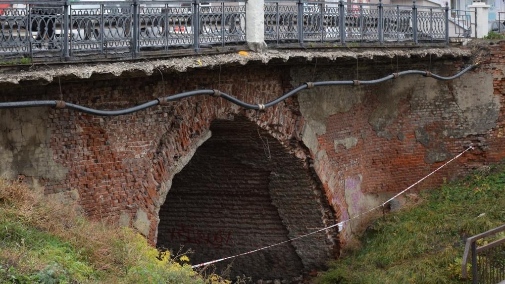 Ремонт моста и дороги на Базарной обойдутся в 75 миллионов рублей. Ищут подрядчика