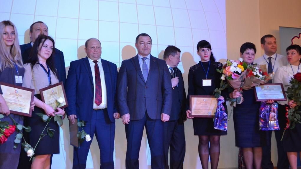В Тамбовской области назвали имена лучших муниципальных служащих