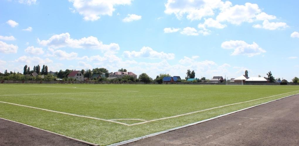 На открытие стадиона в Уварово приедут известные футболисты