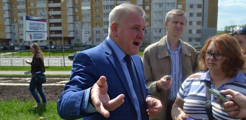 Дело бывшего мэра Тамбова Юрия Рогачёва могут рассмотреть в особом режиме