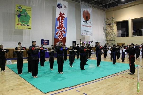 Лучшие единоборцы Тамбова покажут мастерство на фестивале боевых искусств