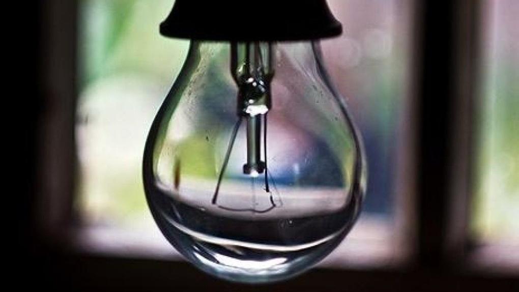 Без света: отключение коснётся жителей микрорайонов Слобода и Солнечный