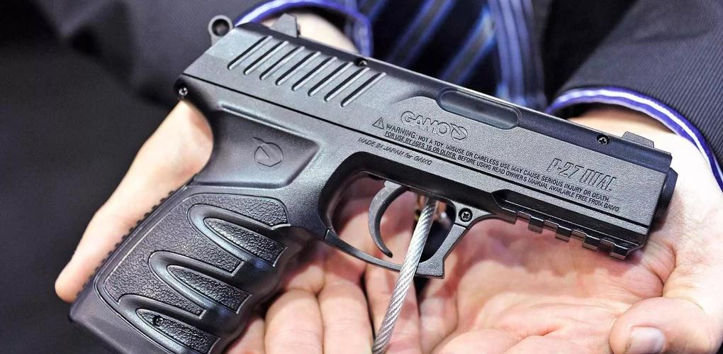 Не исключено, что «мягкое» пневматическое оружие придется регистрировать
