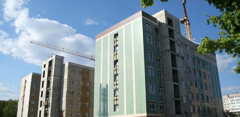 В правительстве недовольны сроками строительства перинатального центра в Тамбове