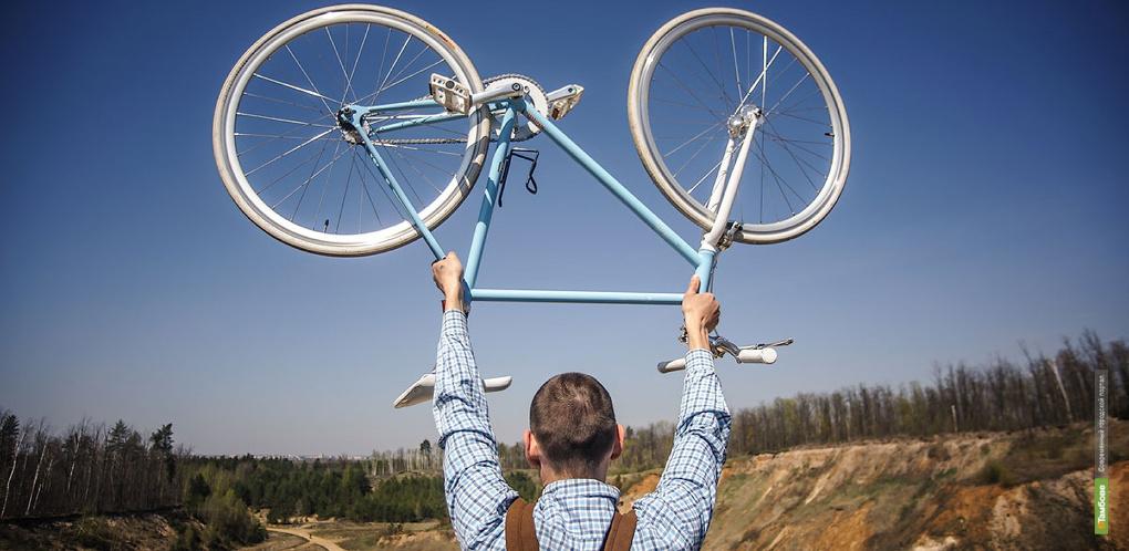 Велосипедисты Тамбова официально открывают велосезон