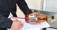 Тамбовчанка продавала «палёный» алкоголь в павильоне быстрого питания