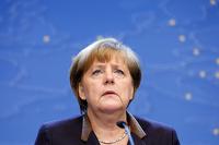 Ангела Меркель получила перелом, катаясь на лыжах