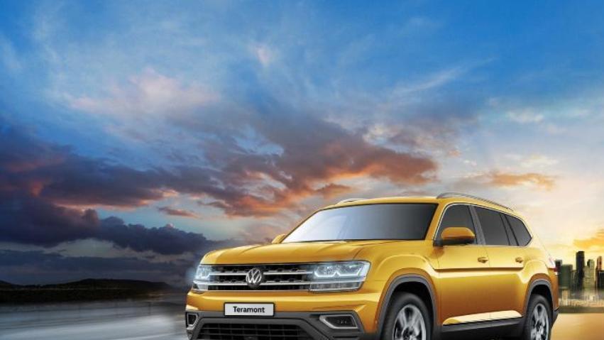 НОВЫЙ Volkswagen Teramont уже в Тамбове!