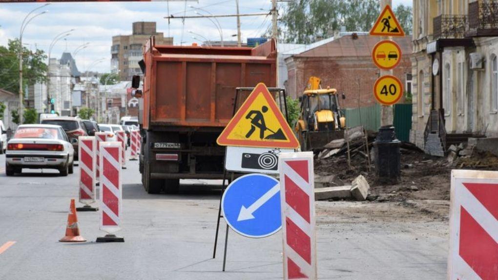 В этом году в Тамбове отремонтируют улицу Советсткую