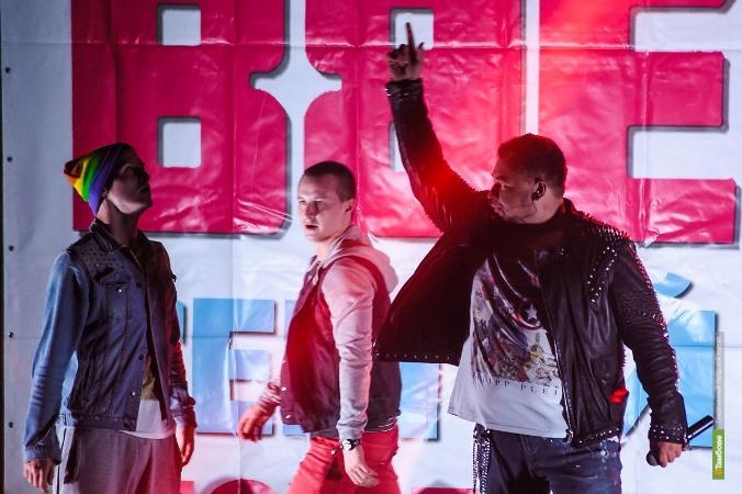 Сергей Жуков и группа «Руки вверх» выступили для тамбовчан