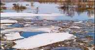 Пик весеннего паводка в Тамбовской области придётся на март-апрель
