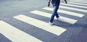 Штраф за непропуск пешехода может увеличиться