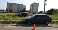В Моршанске перевернулся автомобиль: пострадали четыре человека