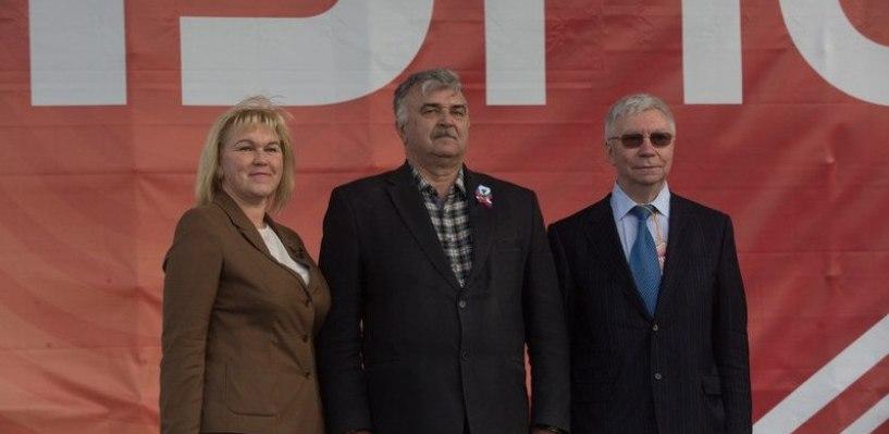 Глава областного спортуправления сдал в Москве нормы ГТО