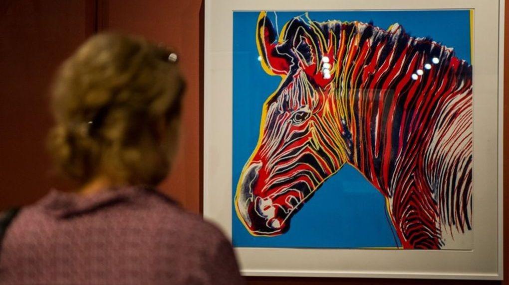 Животный поп-арт и что-то из мемов: в Тамбов приедет выставка работ Уорхола и Лихтенштейна