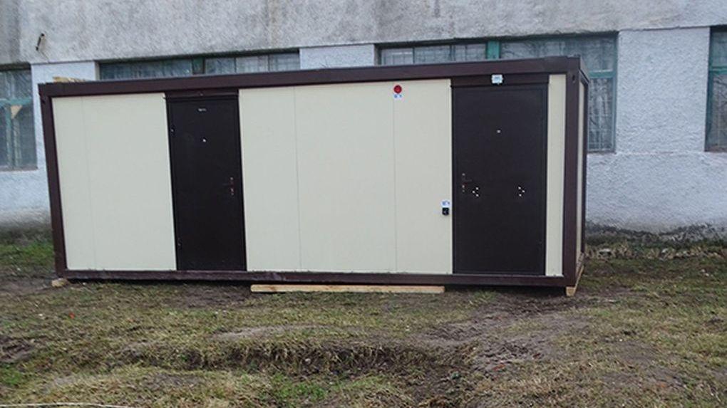 В Котовске поставят общественный туалет за полмиллиона рублей