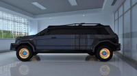 Dartz создает конкурента президентскому лимузину