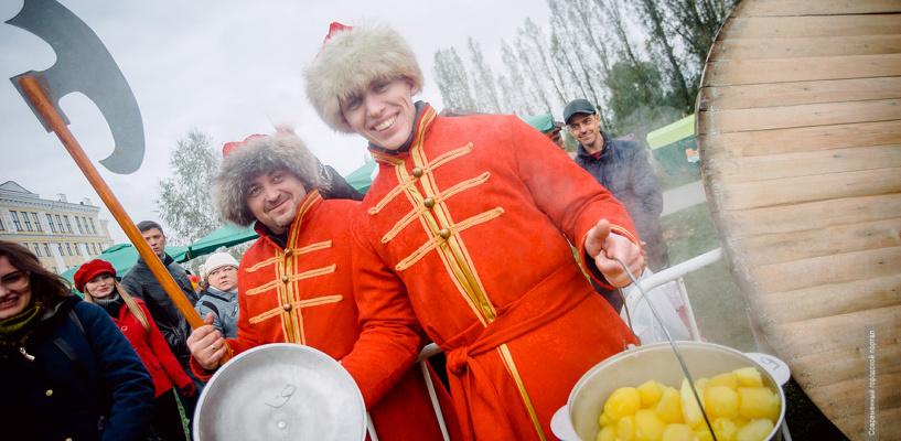 Фестиваль «Тамбовская картошка»: чего ждать тамбовчанам?