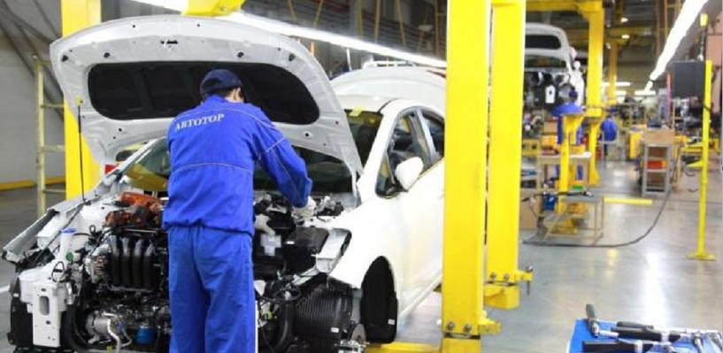 KIA совместно с «АВТОТОР» отметили 20-летие серийного производства автомобилей
