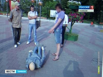 В драке в центре Тамбова погиб человек