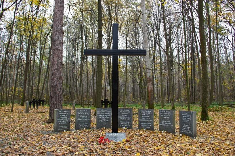 Французы наведут порядок на тамбовском кладбище военнопленных