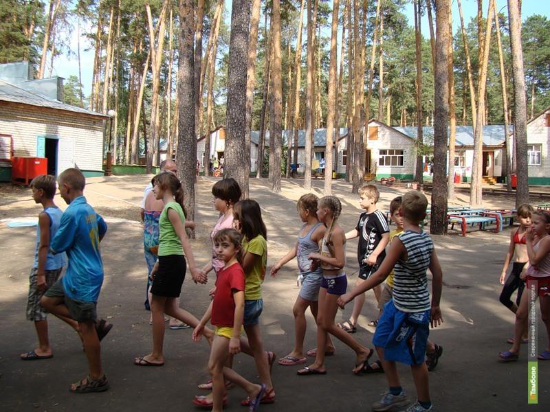 Половина загородных лагерей Тамбовщины не готова к приему детей
