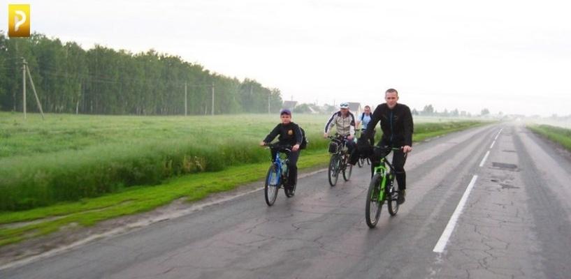 Из Рассказово в Крым на велосипеде: часть пути уже пройдена