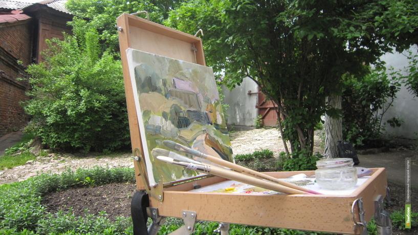 Художники покажут тамбовчанам первую часть Мичуринского пленэра