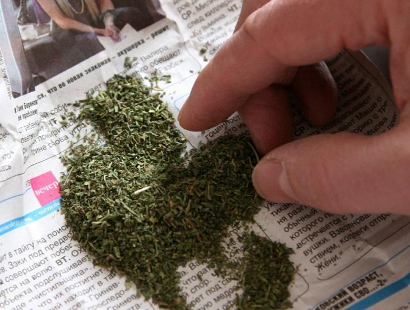 В Тамбове задержали мужчину за продажу наркотиков