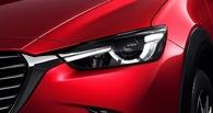 «Матрешка-кросс»: Mazda показала компактный кроссовер CX-3