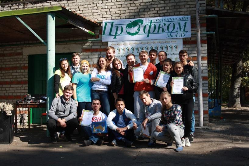 Мичуринские студенты прошли школу актива
