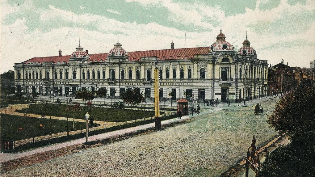 ТОЛК: сады и парки Тамбова в конце XIX – начале ХХ века