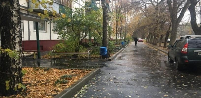 Отстают от графика: в Тамбове благоустроили менее половины дворов