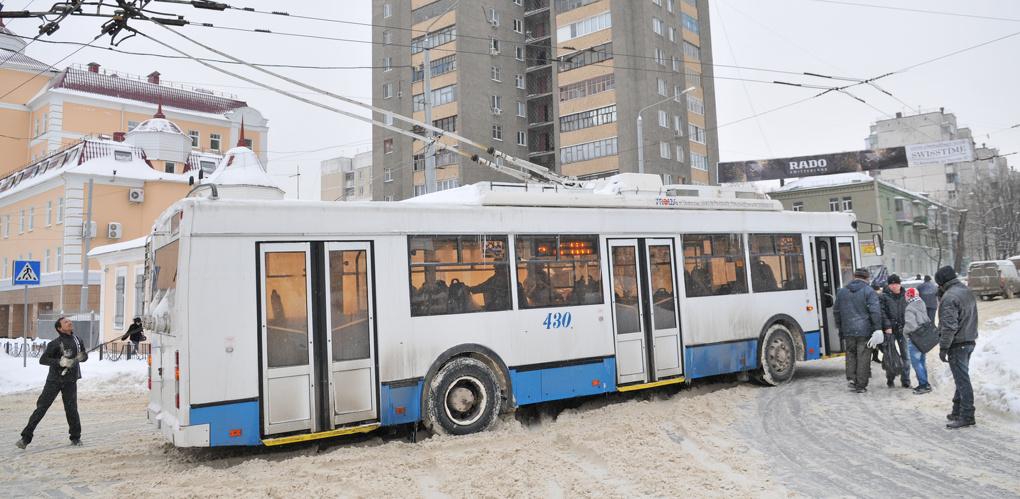 У тамбовчан спросят – нужны ли нашему городу троллейбусы