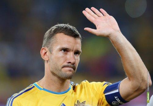Андрей Шевченко ушел из футбола в политику