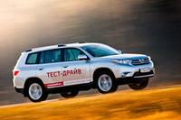 Toyota Highlander: Вопреки ожиданиям