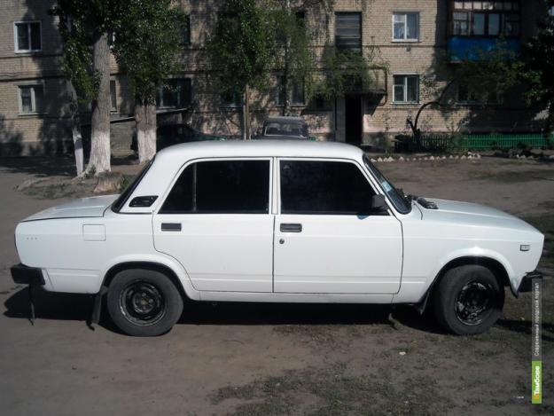 Полицейские тамбовщины нашли угнанный автомобиль
